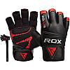 Перчатки для зала RDX Membran Pro L, фото 5