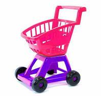 Детская игрушка Тележка с корзинкой