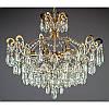 Люстра «Маргарита 9» золото SH-12636/9 FG, фото 2