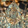 Люстра «Маргарита 9» золото SH-12636/9 FG, фото 4