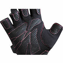 Перчатки для фитнеса женские RDX Pink L, фото 2