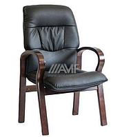 Крісло Лондон 03 CF, кожзам чорний
