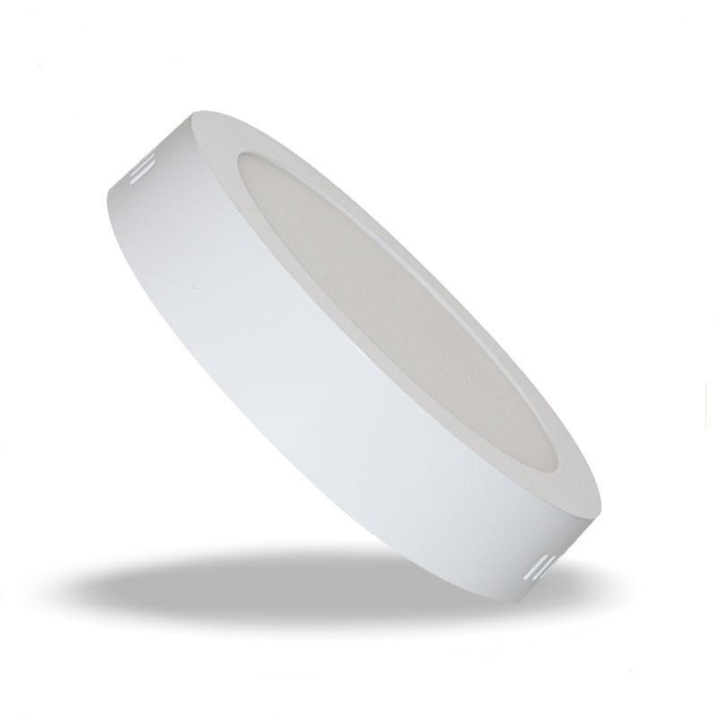 Светильник накладной круг LED 6 Вт белый LED-461/1 6W 4000K WT