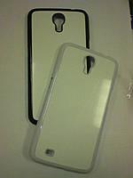 Чехол для Samsung Galaxy Mega 6.3 9200 (белый,черный)