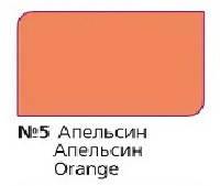 """Колер концентрат ТМ """"Зебра"""" апельсин 5"""