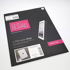 Декор. наклейка SGP Premium Protective iPad 3rd white Leathe (SGP08862) EAN/UPC: 880934211790