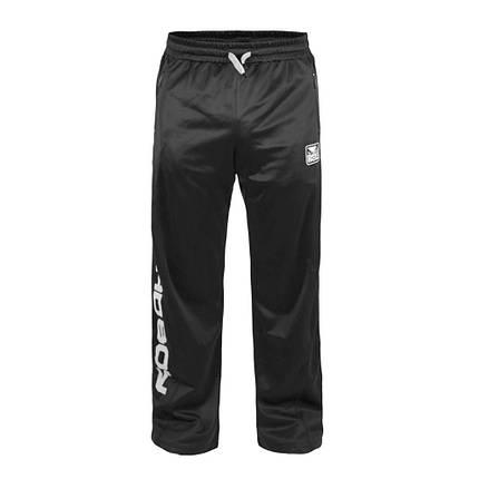 Спортивные штаны Bad Boy Track Black/Grey S, фото 2