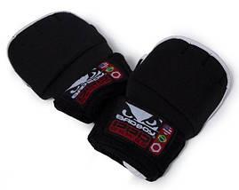 Бинт-перчатка Bad Boy Gel Pro L/XL, фото 3