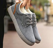 Отличные утепленный мужские кроссовки, фото 2