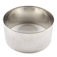 Кольцо H50 D100 кондитерское толщина 0,8 мм сталь AISI 304