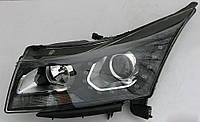 Передние фары Led тюнинг оптика Chevrolet Cruze ксенон
