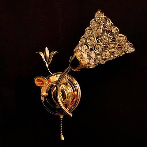 Бра «Беноайт 1» золото IS-12818/1W FG
