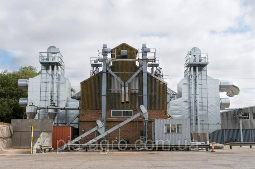Зерносушильно-очистительный комплекс