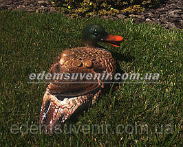 Садовая фигура Кряква, фото 2