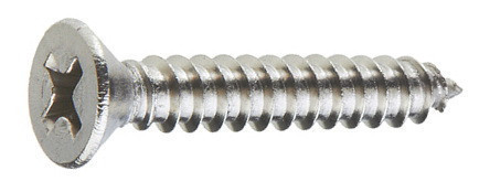 Саморез по металлу с потайной головкой 4.2х45 (упаковка 1000/500 шт.)