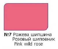 "Колер концентрат ТМ ""Зебра"" розовый шиповник 7"