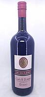 """Вино червоне """"Castelli Romani Rosso DOC"""" 1.5 l"""