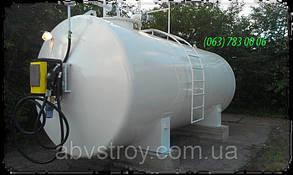 Контейнерная мини АЗС для ГСМ 3000 л