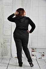 Женский спортивны йкостюм большие размеры: 42-74, фото 2
