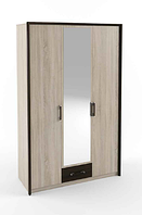 Шкаф трехдверный Скарлет