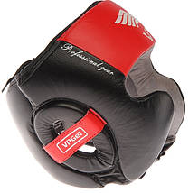 Боксерский шлем V`Noks Potente Red M, фото 2