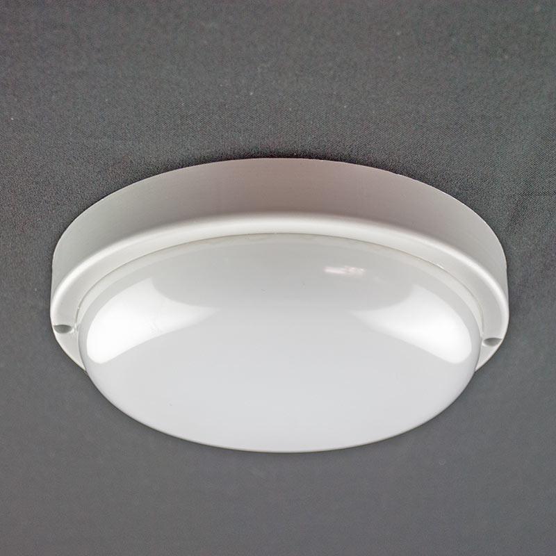 Светодиодный светильник ЖКХ 12Вт круглый AVT-101/1 ROUND 12W