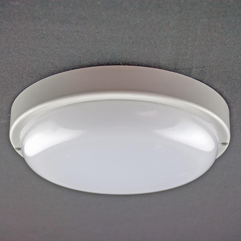 Светодиодный светильник ЖКХ 18Вт круглый AVT-102/1 ROUND 18W
