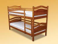 Кровать двухярусная Винни Пух