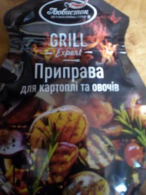 Приправа для картошки и овощей 30 грамм