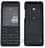 Корпус Nokia 206 Asha (класс АА) Black