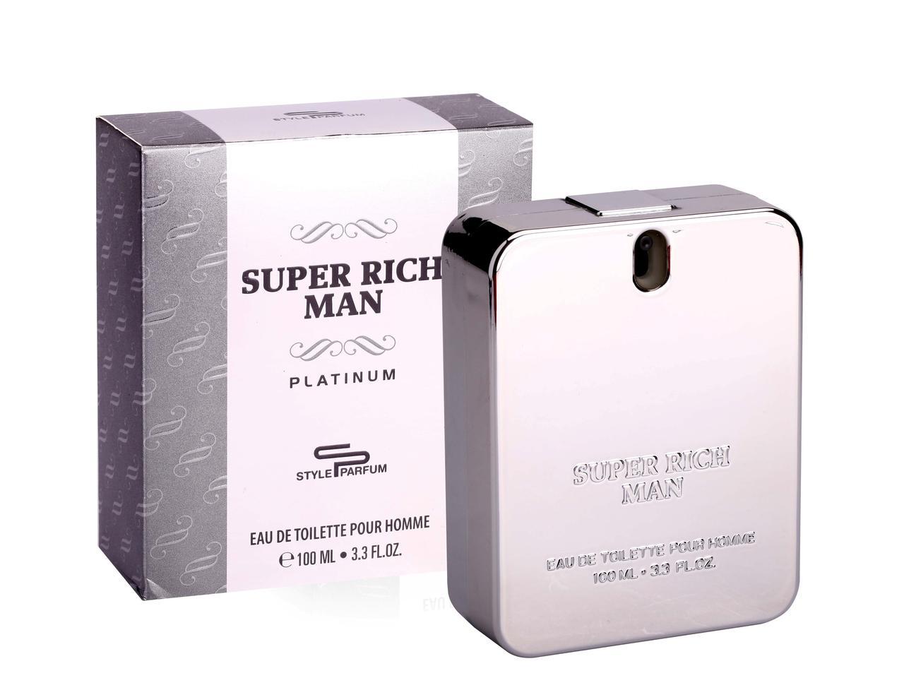 Sterling Super Rich Platinum
