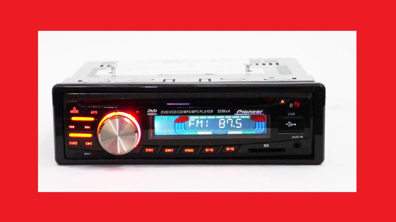 Pioneer DEH-6104UBG Автомагнитола DVD+USB+SD
