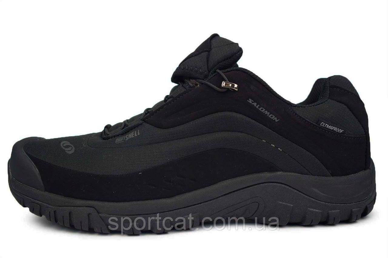 Зимние мужские кроссовки Salomon climawarm