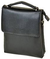 Мужская кожаная сумка планшет Dr.Bond