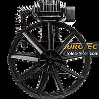 Компрессионный блок 800 л/мин H-образный 2090, 2-х цилиндровая компрессорная головка, фото 1