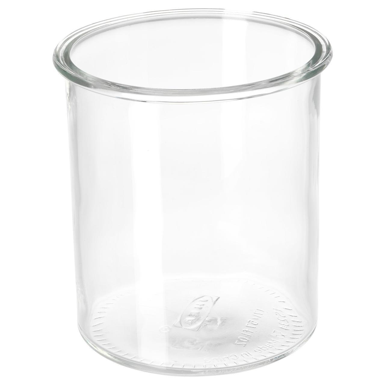 """IKEA """"ИКЕА/365+"""" Банка, стекло 1,7 л"""
