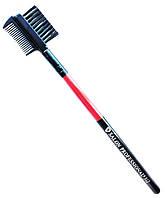 Расчёска-щётка для бровей и ресниц Salon Professional 512