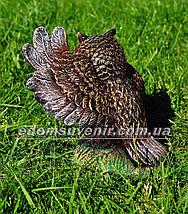 Садовая фигура Филин А, фото 3