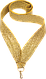 Лента для медали Бронзовая 22мм., фото 3