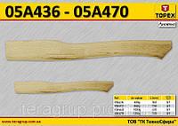 Рукоятка для топора L-600мм,  TOPEX  05A460
