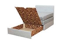 Кровать Микс 0,9 Акия и Розалинда 203 (Катунь ТМ), фото 2