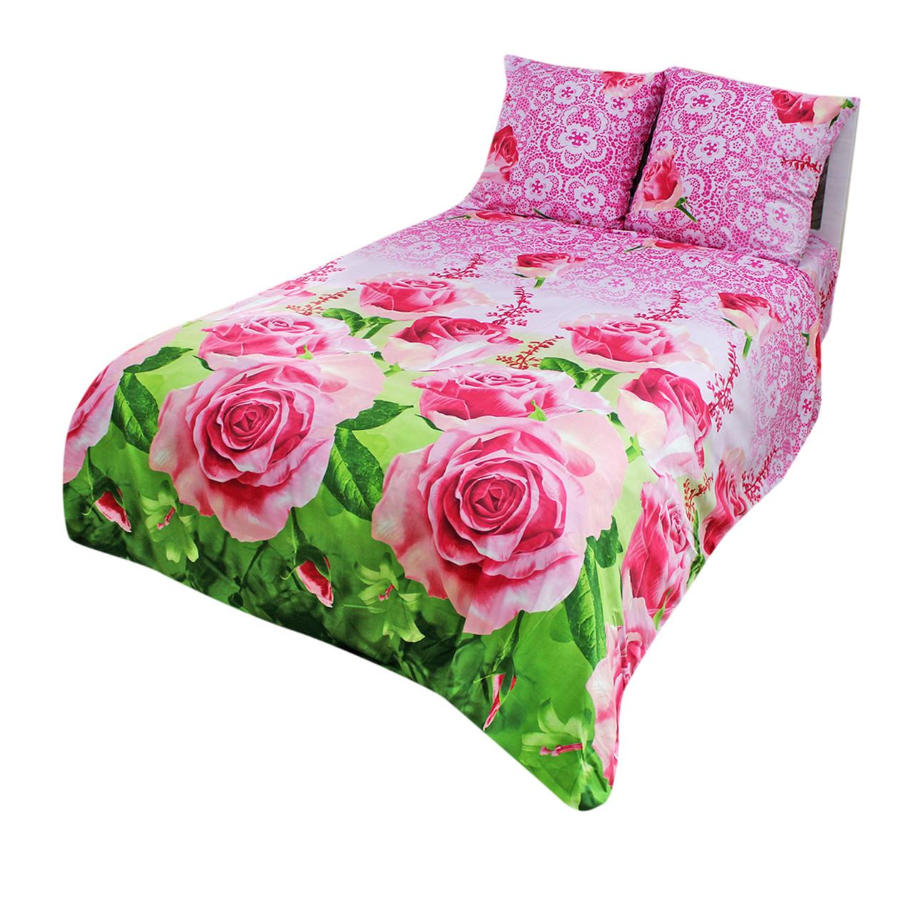 Комплект постельного белья At Home Двуспальный 200х215 (PSK_217_0322)