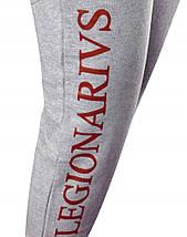 Спортивные штаны Leone Legionarivs Fleece Grey M, фото 3