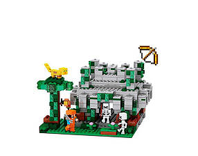 Конструктор JVToy 20004 Храм в джунглях