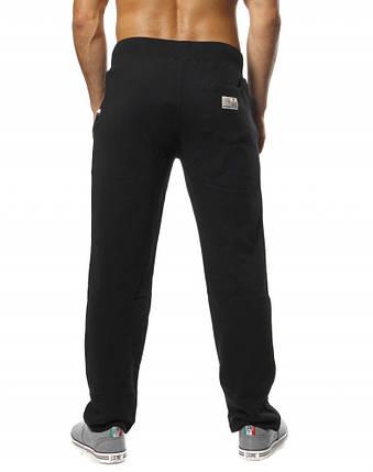 Спортивные штаны Leone Fleece Black L, фото 2