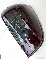Диодные фонари Led тюнинг оптика Daihatsu Terios красно-тонированные