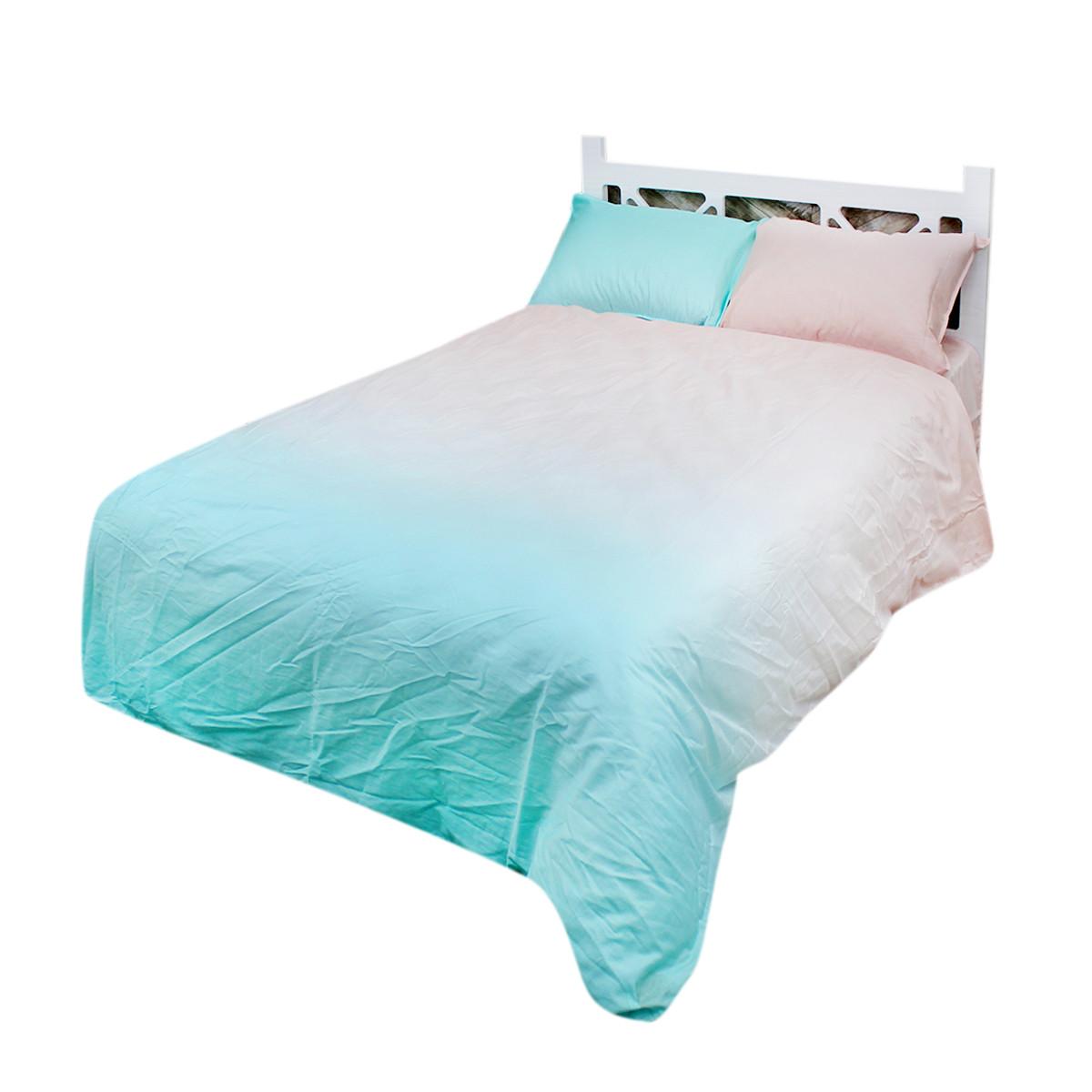 Комплект постельного белья Евро Moorvin Сатин_Омбре 240 х 215 (SAP_315_0373_A)