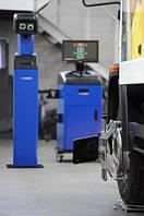 Стенд развал схождения для грузовых автомобилей Техно Вектор 7 с технологией 3D
