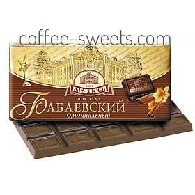 Шоколад Бабаевский оригинальный 100гр