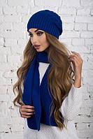 Изумительный набор шапка и шарф, фото 1
